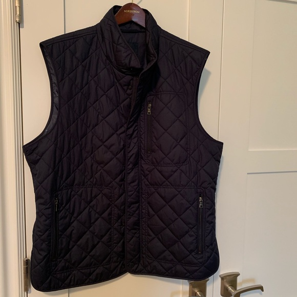 Tailorbyrd Other - Men's Tailorbyrd NWOT Quilted Vest XL